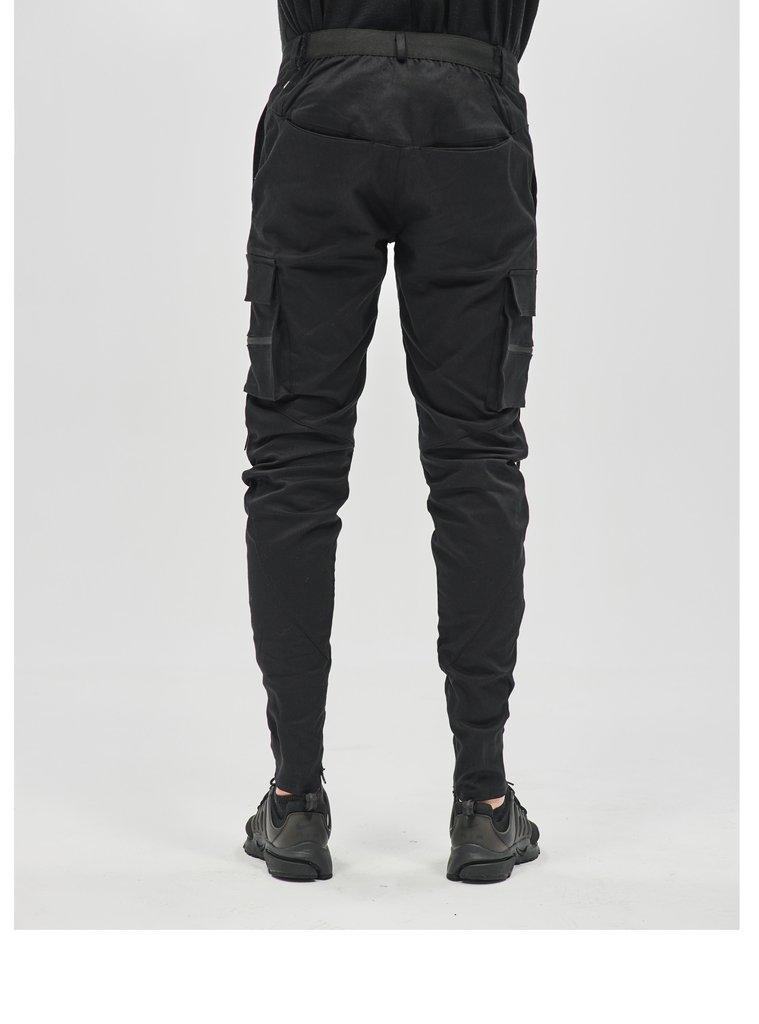 ... amaitu cargo pants black ... azcgvjx