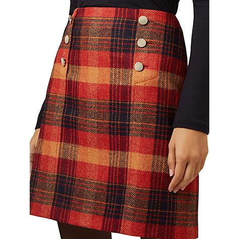 ... buy hobbs carlin tartan skirt, marmalade online at johnlewis.com gjbhcfz