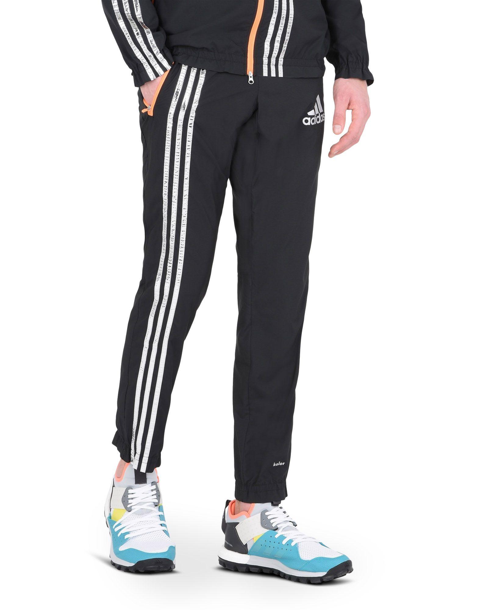 ... kolor track pants trousers man y-3 adidas ... lnczhht