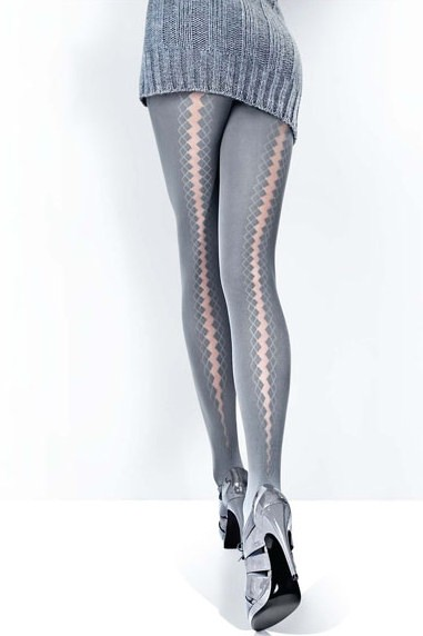 ... nadia patterned tights by marilyn ... eimklwu