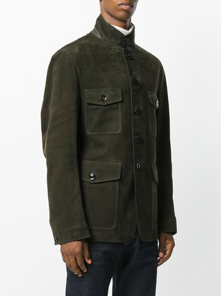... tom ford military style jacket qugakht