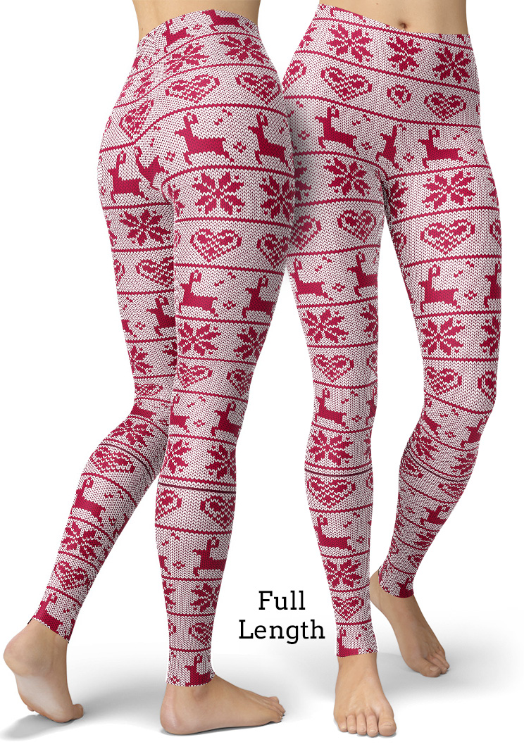 ... ugly christmas sweater leggings - best christmas gifts ... dpdqkcw