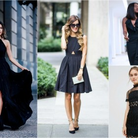 15 pretty perfect black wedding guest outfits yrisfgt
