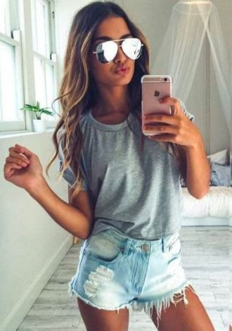 30 cute summer outfits to copy right now ncfifiw
