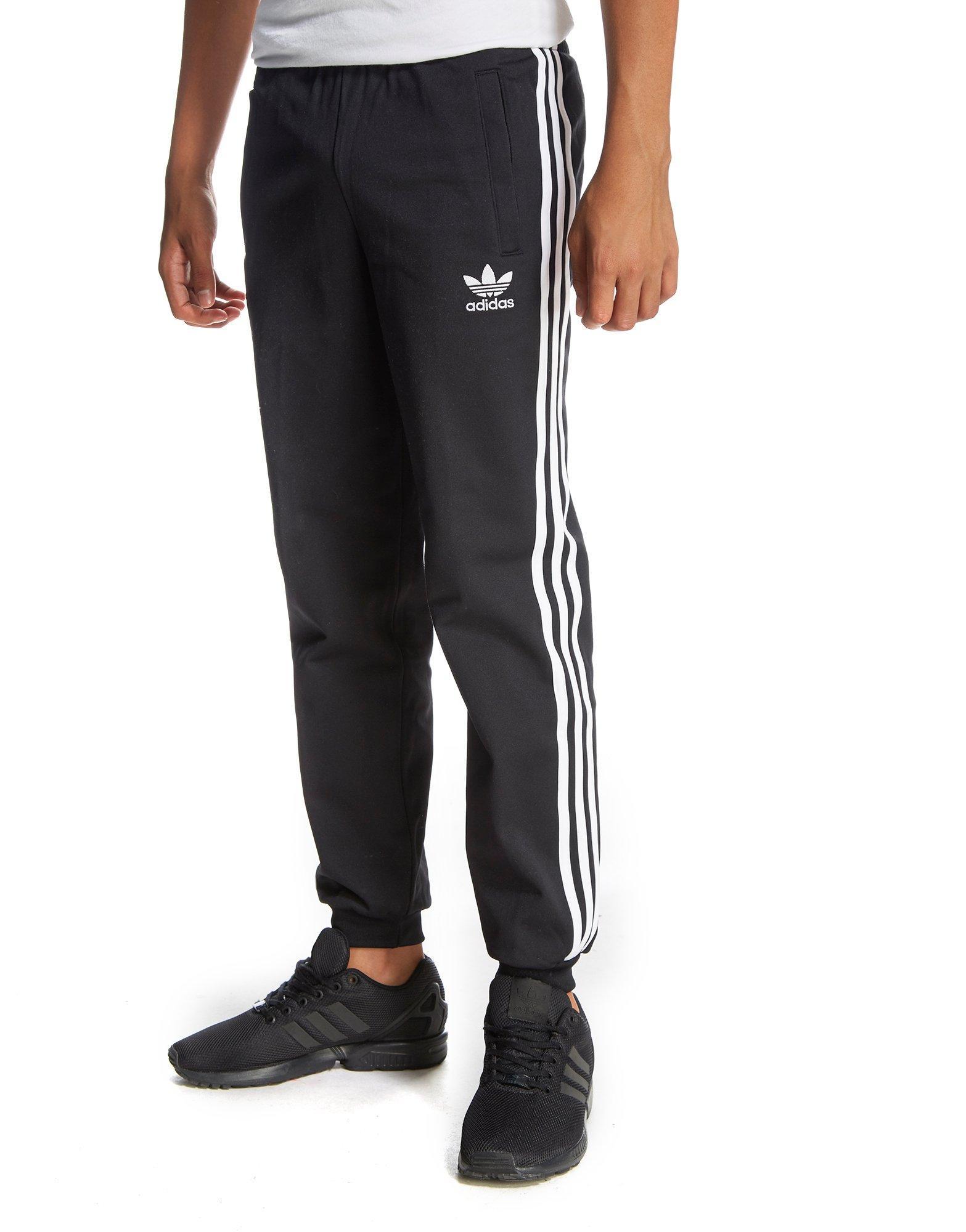adidas originals street poly track pants junior | jd sports zpitbho