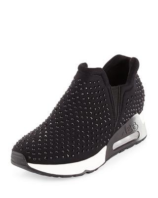 ash sneakers ash lifting crystal slip-on sneaker snueoww