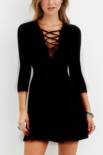 best 25+ trendy dresses ideas on pinterest | maroon skater dress, santorini wwbdpyu
