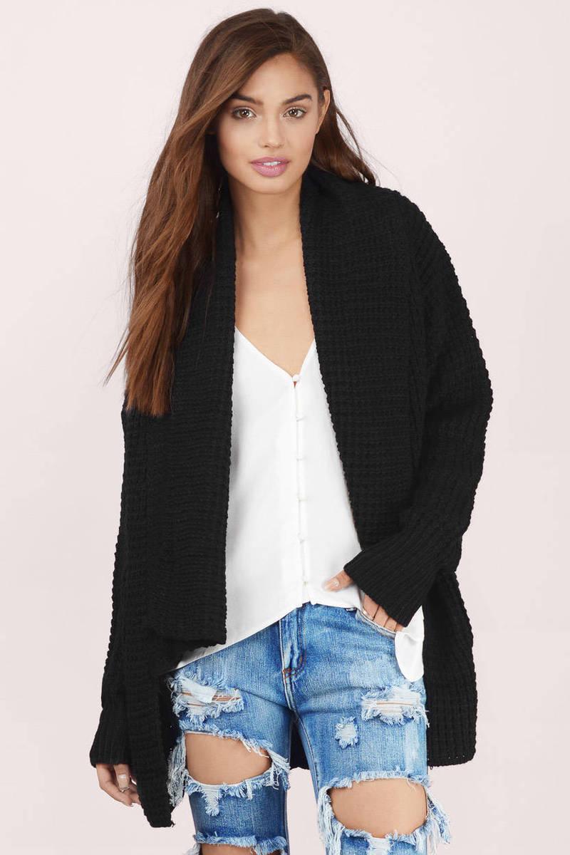 black cardigan serenity grey knitted cardigan mxfzwsm