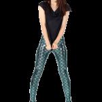 black milk leggings mermaid leggings - limited u203a black milk clothing umpttwl