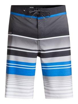 board shorts ... everyday stripe vee 21 udxcnrz