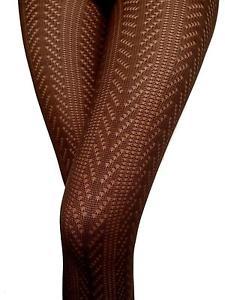brown patterned tights pbpgita