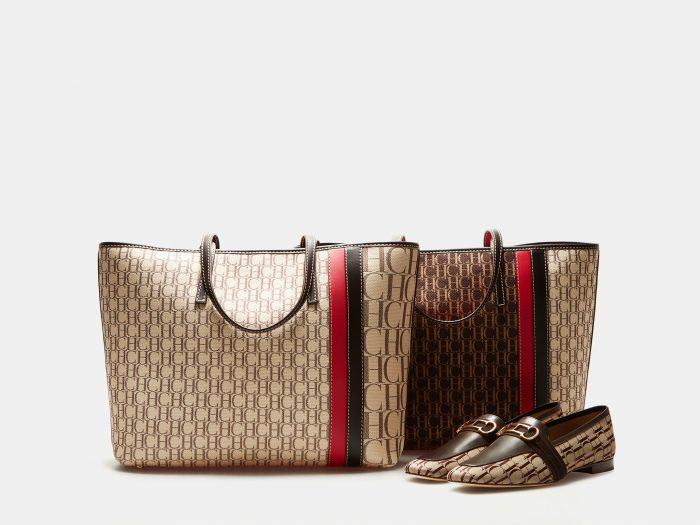 carolina herrera handbags shopping bag wnqgjxs