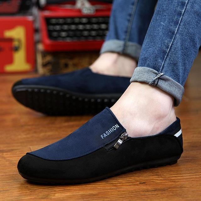 casual shoes for men mens espadrilles 2017 summer fashion flat men shoes male casual shoes slip dlxcwne