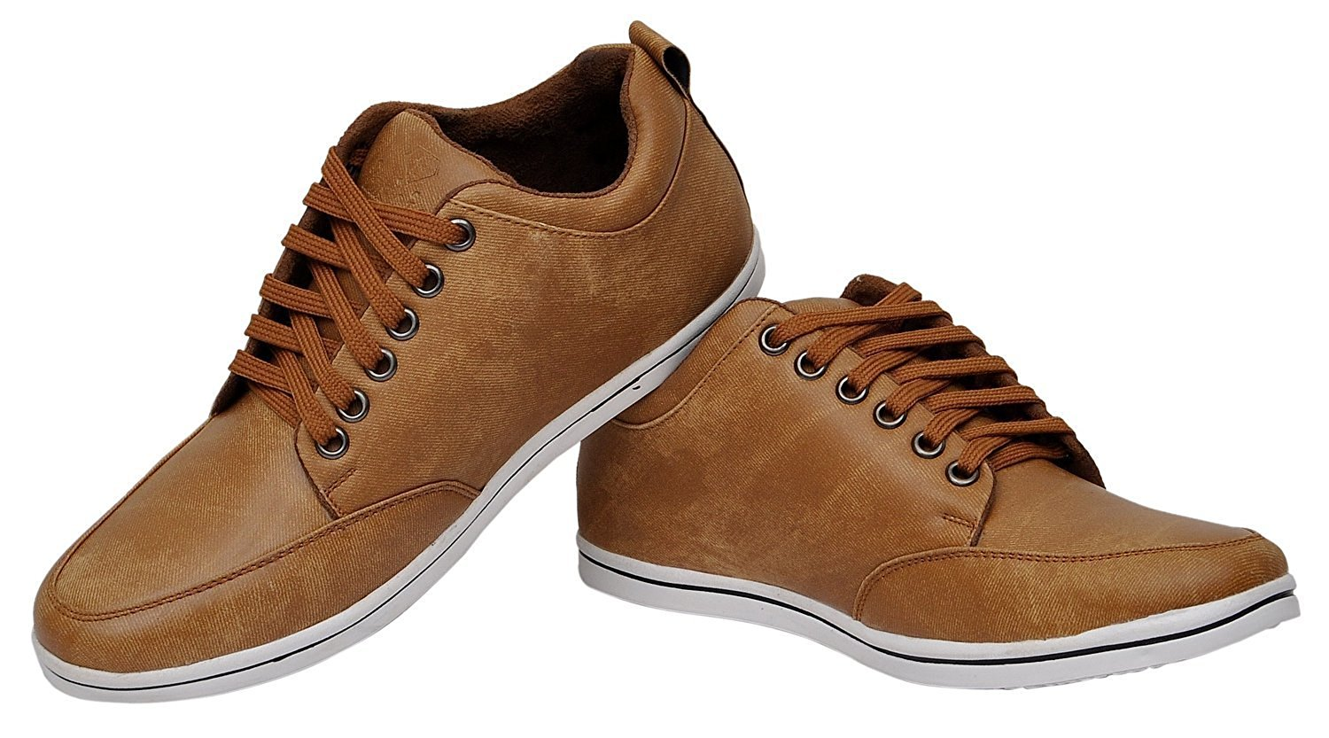 casual shoes for men t-rock menu0027s combo pack sneakers blue u0026 tan casual shoes: buy online at fdtdbhf