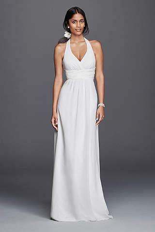 casual wedding dresses long sheath beach wedding dress - db studio llzhrio