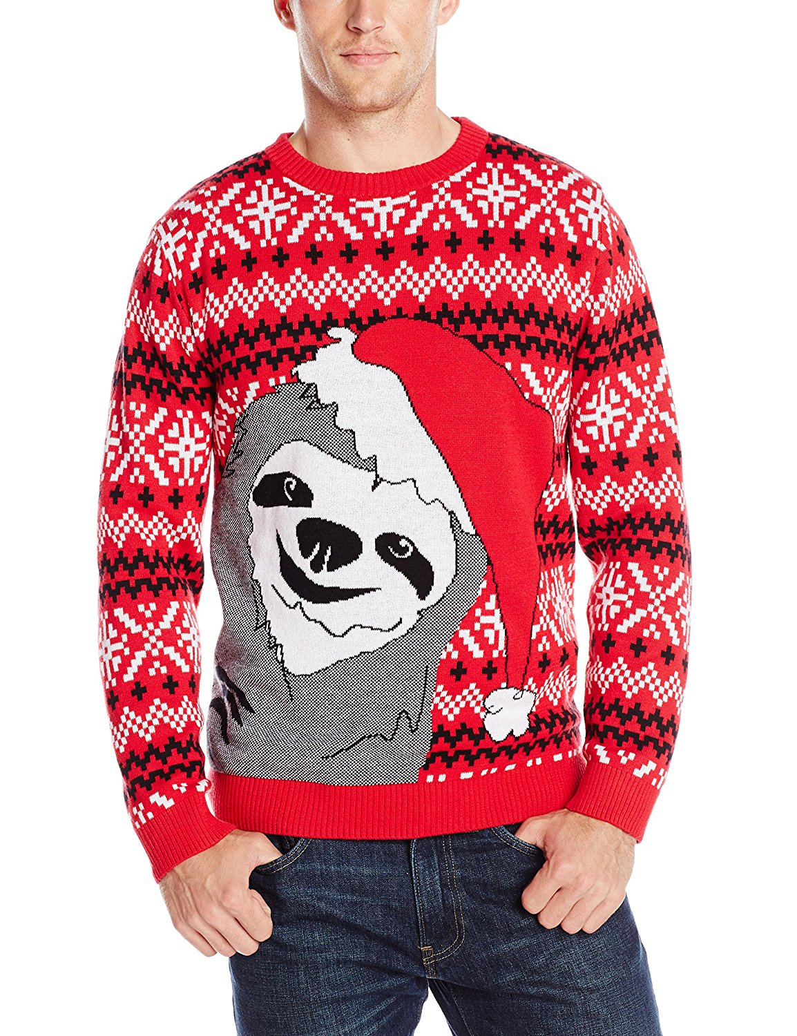 How to style up your Christmas sweaters?