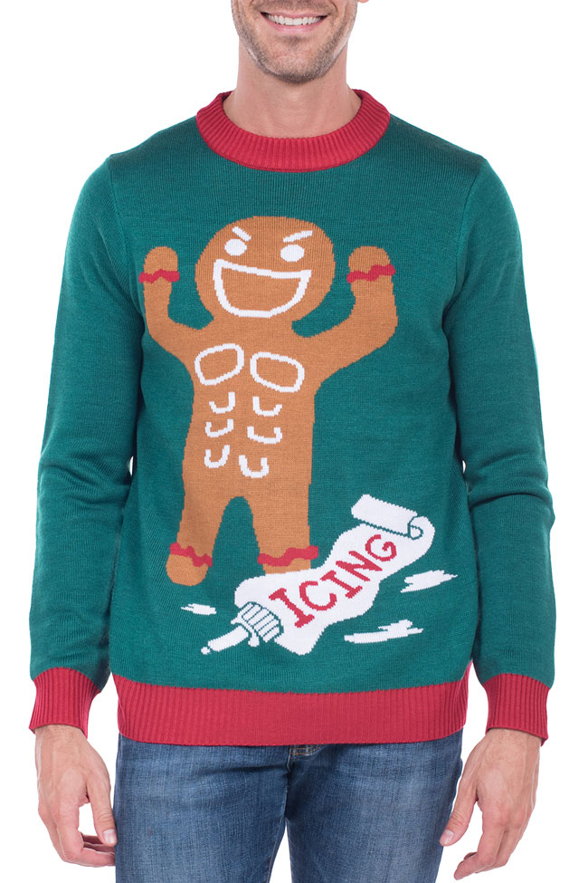 christmas sweaters gingerbread man christmas sweater swxputg