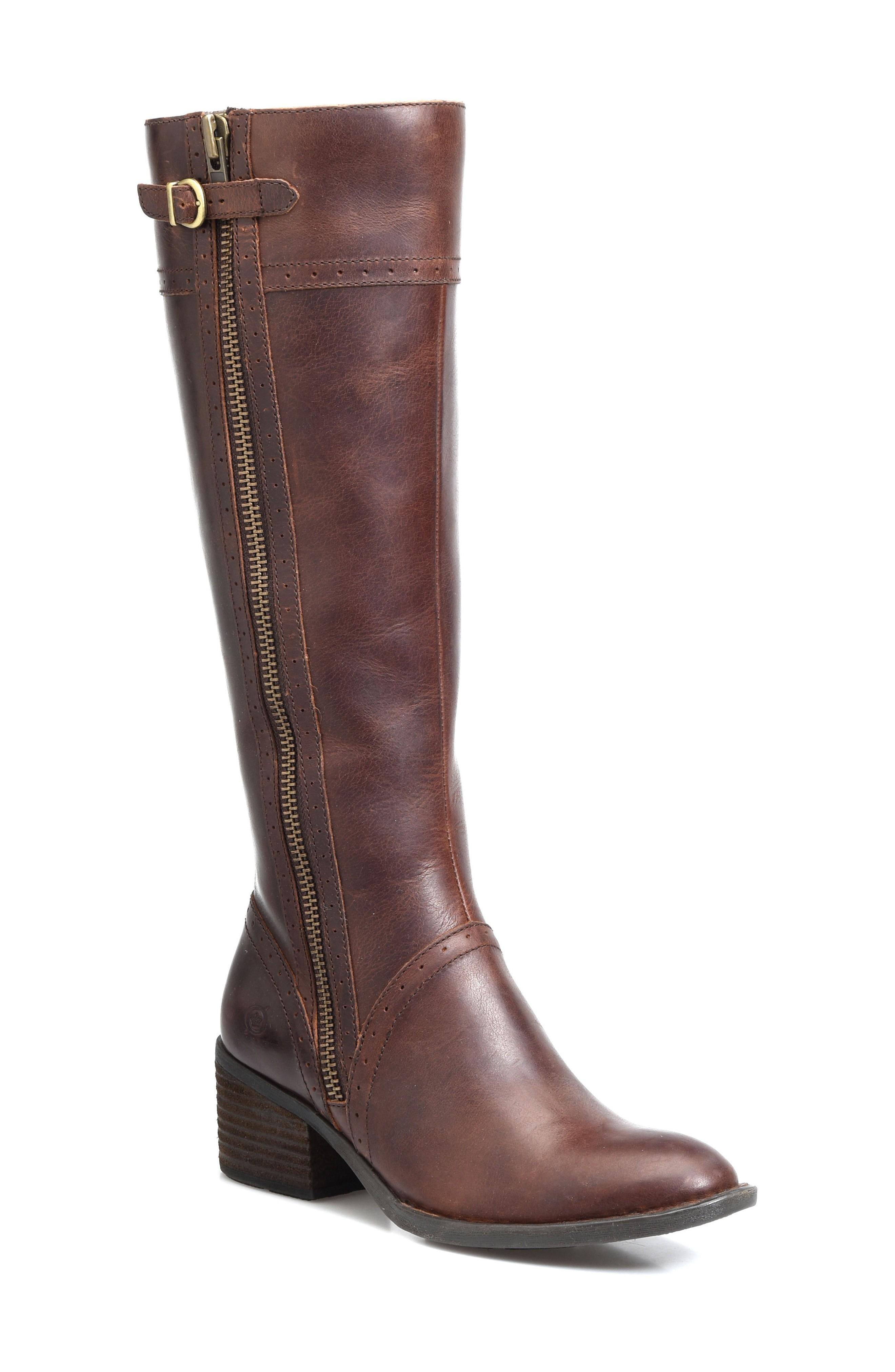 comfort shoes børn poly riding boot (women) (regular u0026 wide calf) thsrtlv