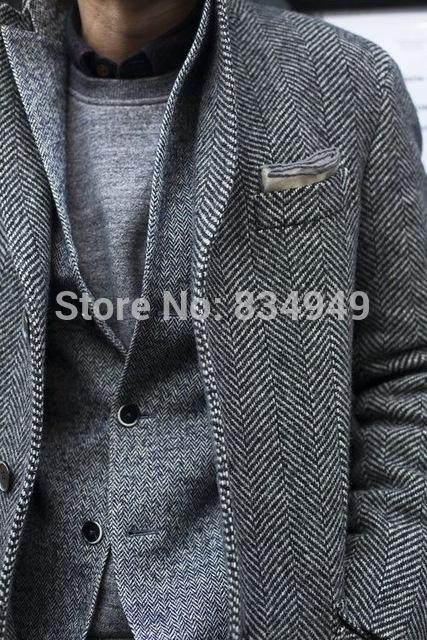 custom made tweed coat blazer jacket, bespoke tailored mens tweed jacket enbyeky
