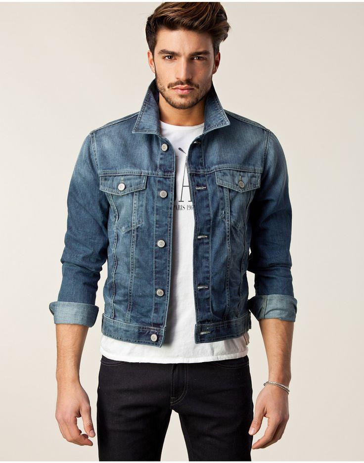 denim vest for men perfect menu0027s denim jacket for your lifestyle aufjzbt
