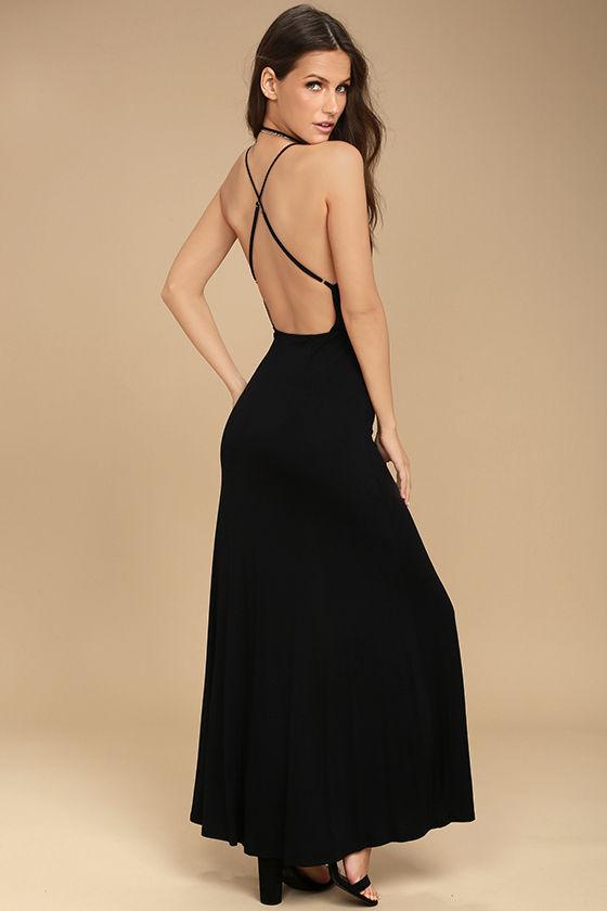 desert skies black backless maxi dress 1 kgncjhf