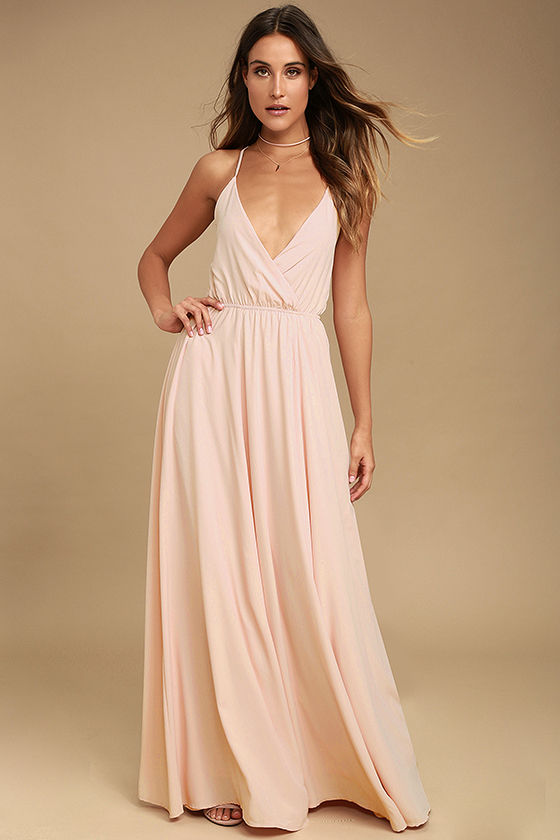 everythingu0027s all bright blush pink backless maxi dress 1 ryyijzr