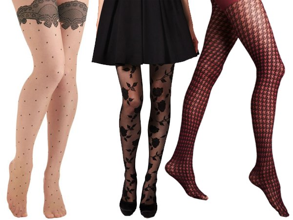 fall must haves: 10 pretty patterned tights - the frisky mahskjq