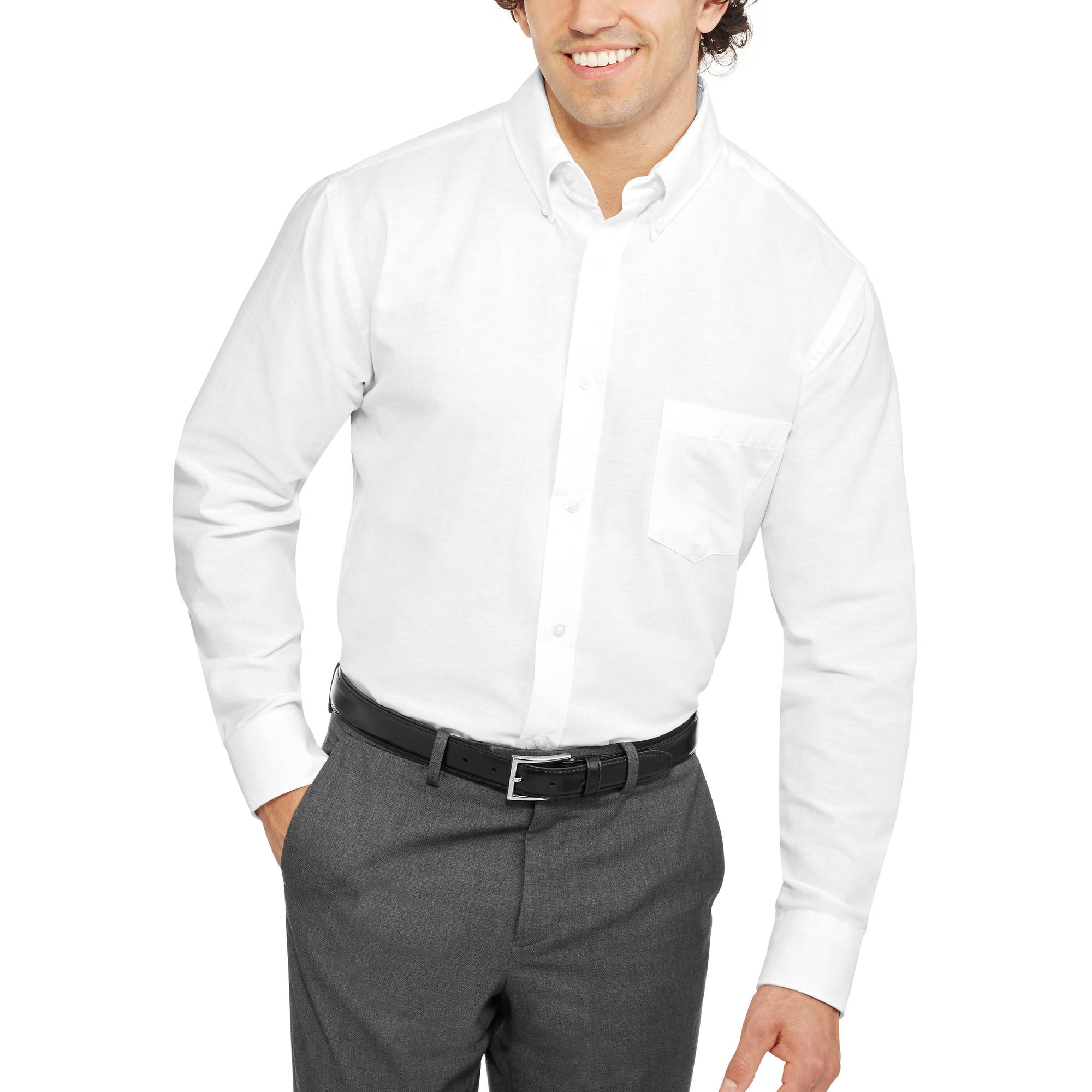 george menu0027s long sleeve oxford shirt abxwbny