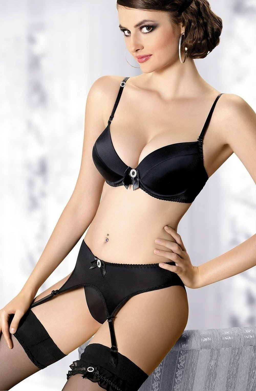 gracya morgana suspender belt - suspender belts - gracya - charm and lace oikdoxo