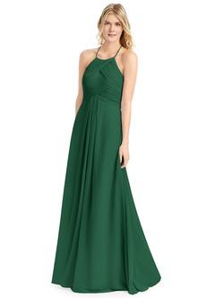 green bridesmaid dresses azazie ginger azazie ginger wfujpuh