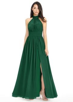 green bridesmaid dresses azazie iman bridesmaid dress | azazie fodorog