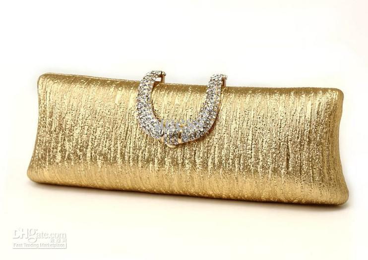 hasp box clutch bag gold evening handbag acet0152 handbags brands luxury  handbags twrsjyo