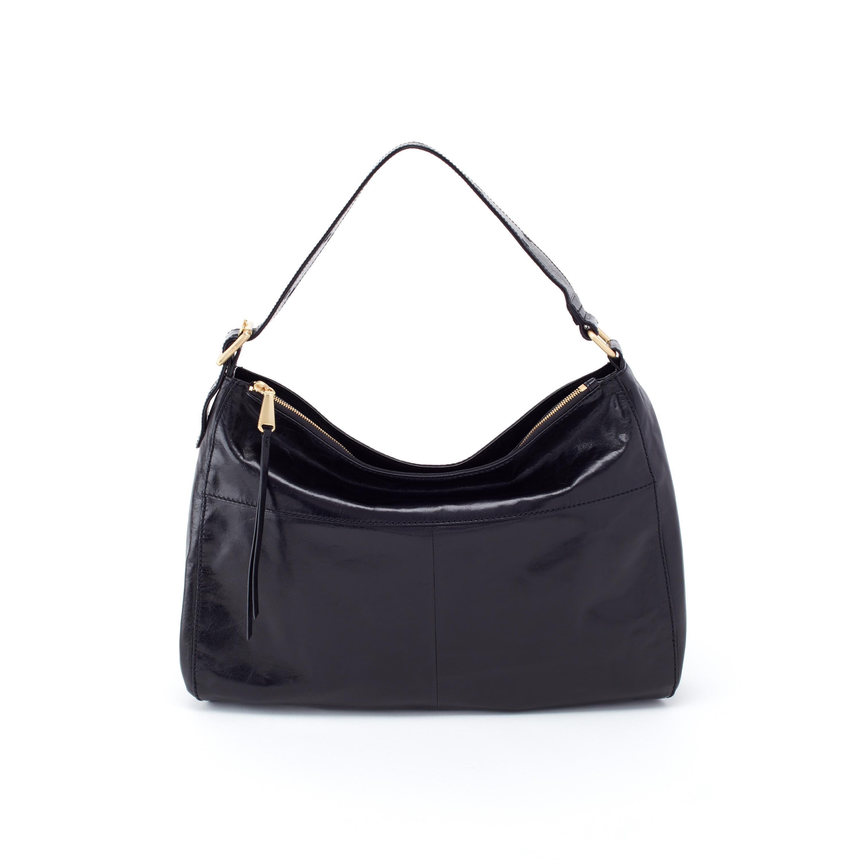 hobo bag black quincy large slouchy shoulder purse - hobo bags vascunn