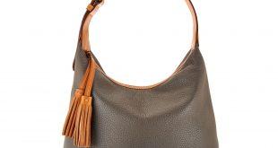 hobo bag dooney u0026 bourke patterson pebble leather hobo- paige - page 1 - qvc.com mmaczra