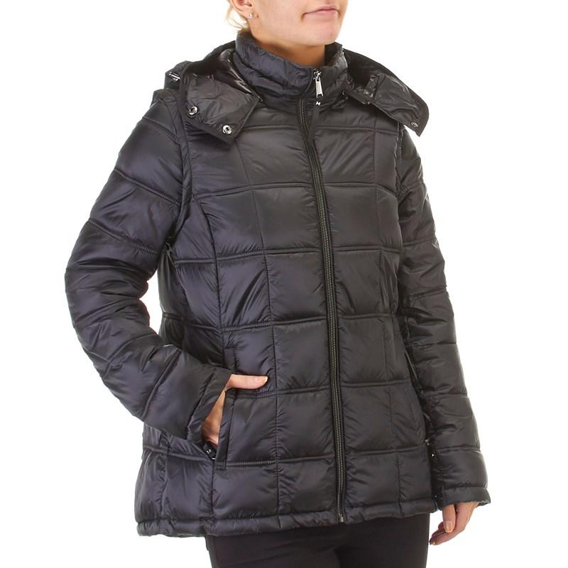 hooded 3-in-1 puffer coat with inner vest yhbzmos
