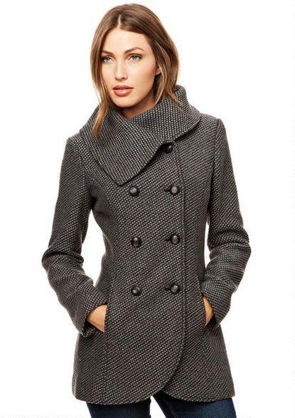 jessica simpson coats jessica simpson envelope collar coat eyxnqyr