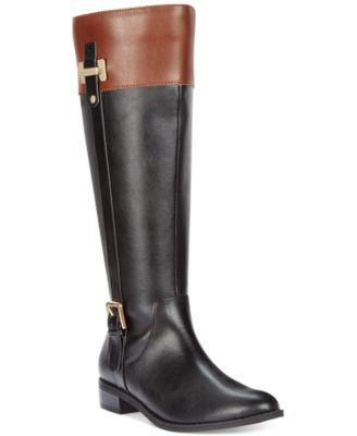 karen scott deliee riding boots, created for macyu0027s jdshrgn