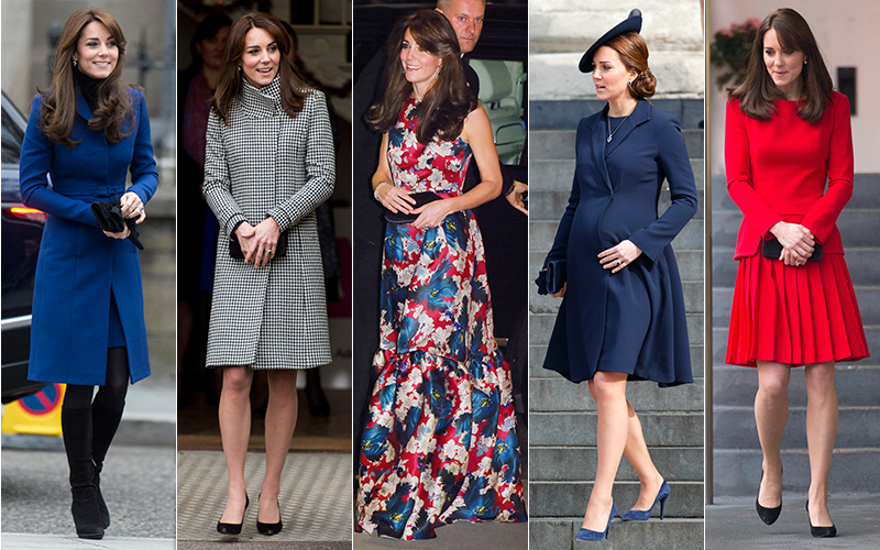 kate middleton style 2015 in review: kate middletonu0027s style czielof