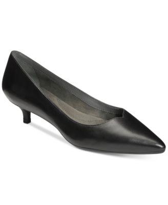 kitten heels aerosoles dress code kitten-heel pumps hnujryd