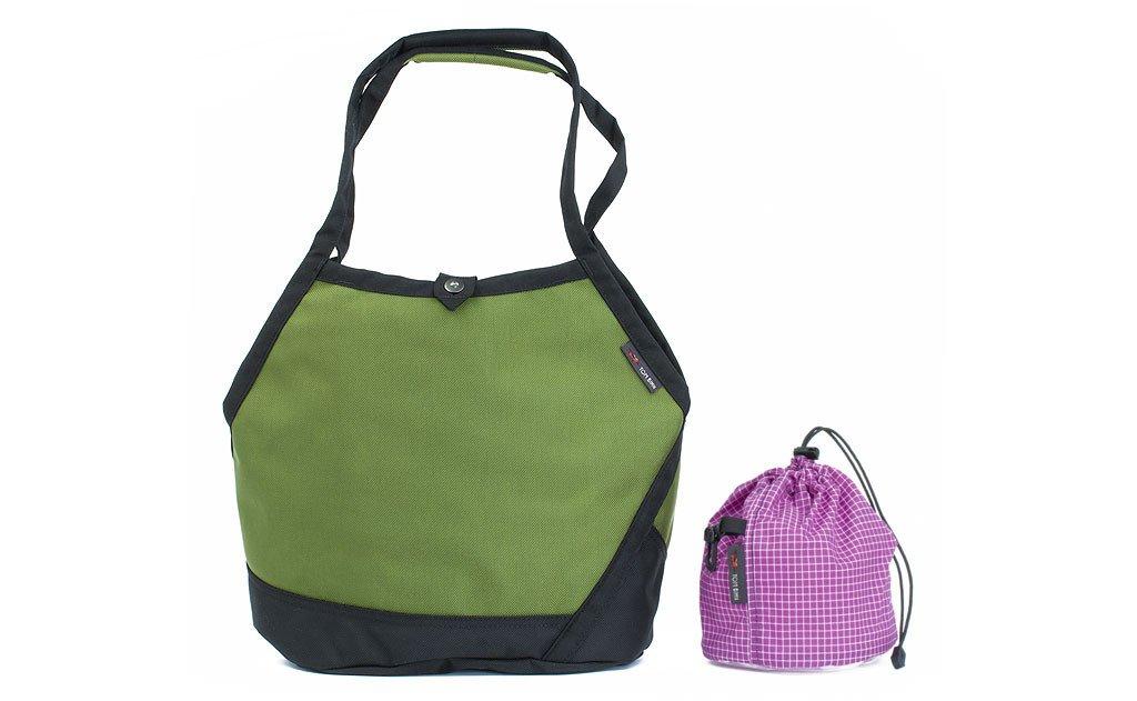 Essential Knitting Bags-So far one has two.