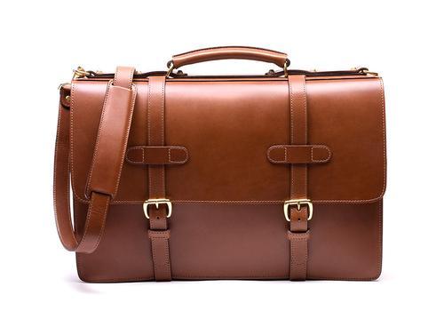 leather bags cognac bridle|front view xvwmgql