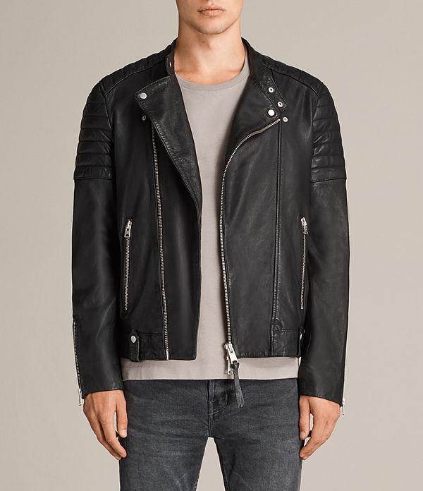 leather jacket jasper leather biker jacket lsughwv