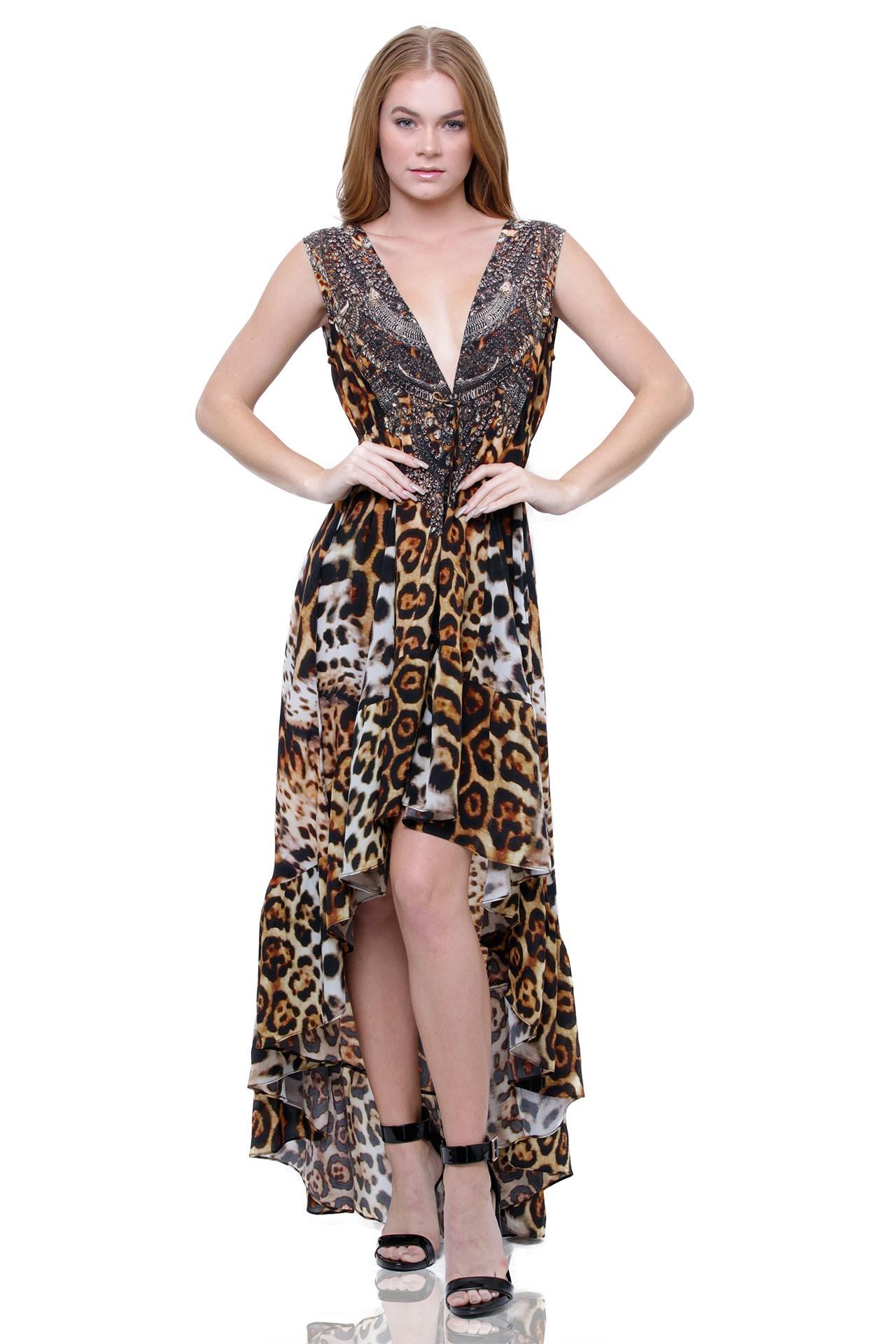 leopard print dress | cheetah print dresses | shahida parides - shahida nhwqrws