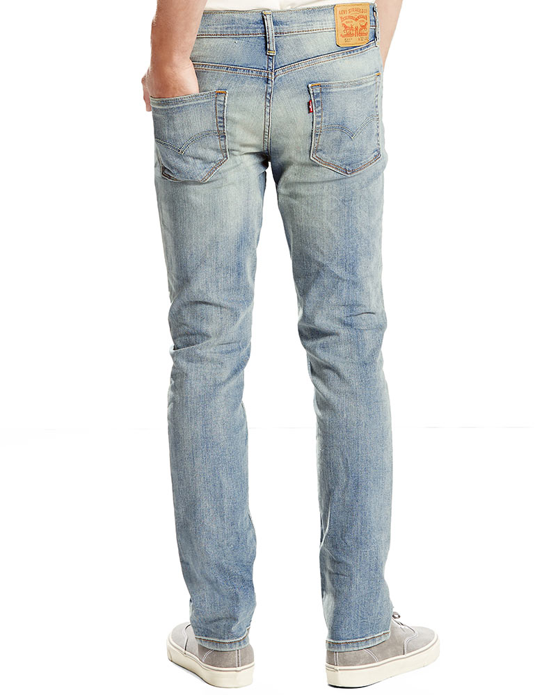 leviu0027s ® menu0027s 511 ™ slim fit jeans - lake merrit jjqdorr