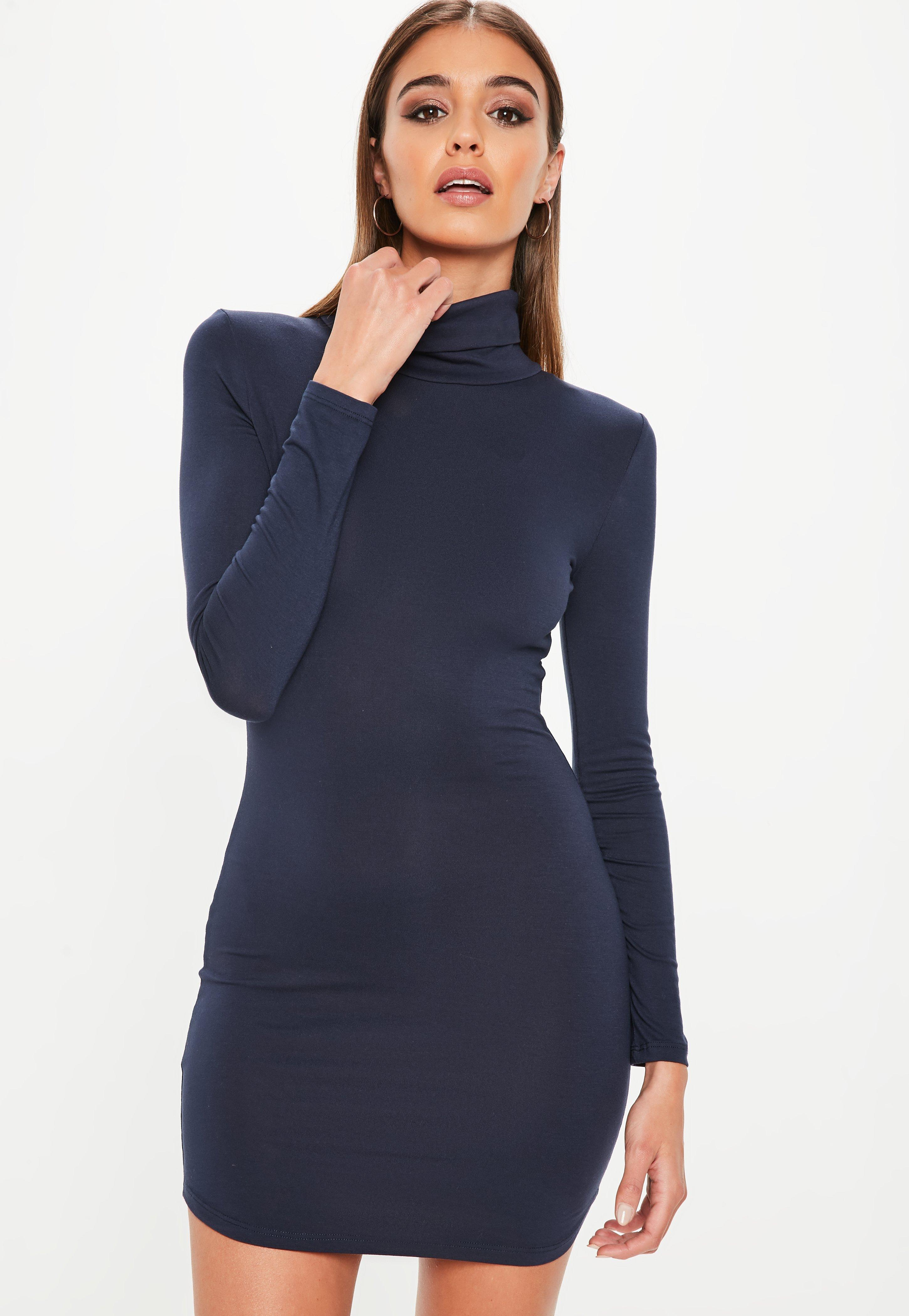 The long sleeved dresses and their enchanting looks