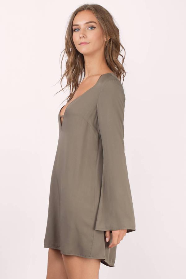long sleeved dresses whitney olive shift dress whitney olive shift dress ... nfqjgua