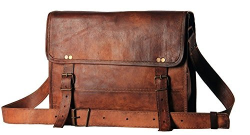 mens bag handmadecart menu0027s auth real leather messenger laptop briefcase satchel mens  bag ozewwrr
