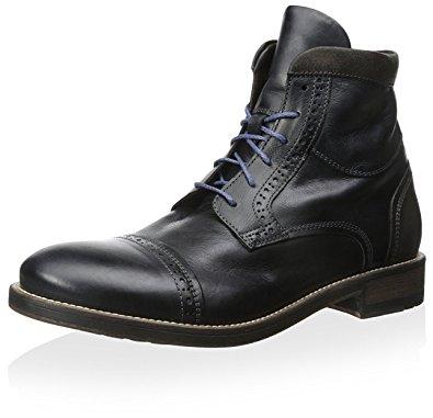 mens dress boots bacco bucci menu0027s lorenzi dress boot, black, ... fwbmgfb