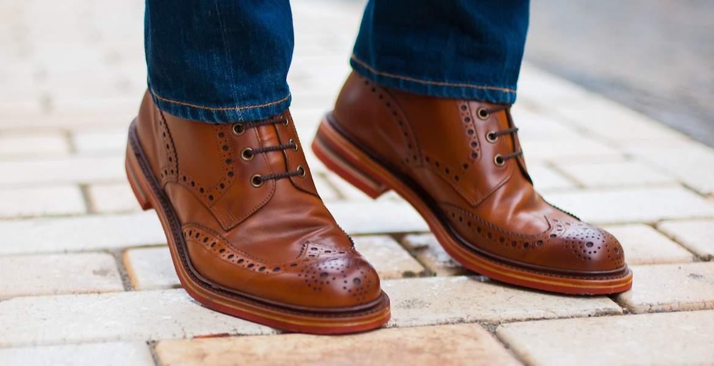 mens dress boots blue jeans brown boots tuzbzcn