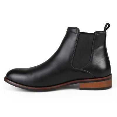 mens dress boots menu0027s vance co. landon round toe high top dress boots uyivxym